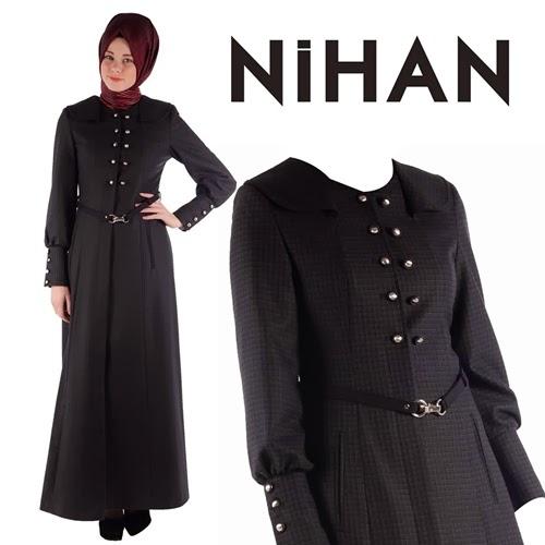 Nihan 2013 2014 sonbahar kis pardesu kaban modelleri 4 Nihan 2013/2014 sonbahar kış pardesü ve kaban modelleri