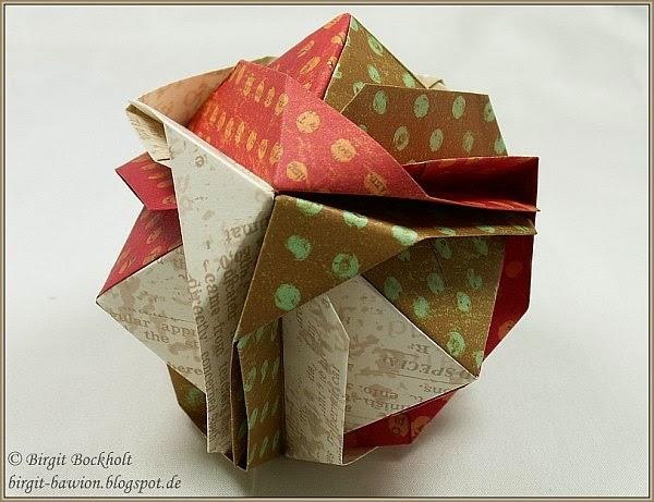 origami kugel birgit 39 s blog kreatives und mehr. Black Bedroom Furniture Sets. Home Design Ideas