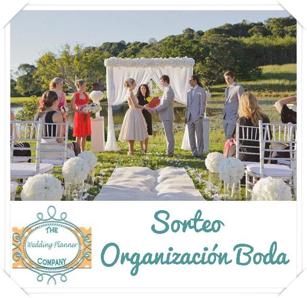 sorteo organizacion boda the wedding planner company blog mi boda gratis