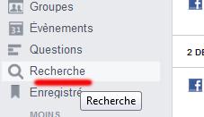 Comment supprimer votre historique de recherche Facebook