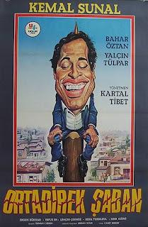 orta direk saban film posteri