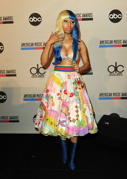 Desy Designer Nicki Minaj Style Fashion