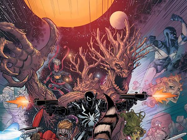 Guardiões da Galáxia - conheça a história do grupo nas histórias em quadrinhos