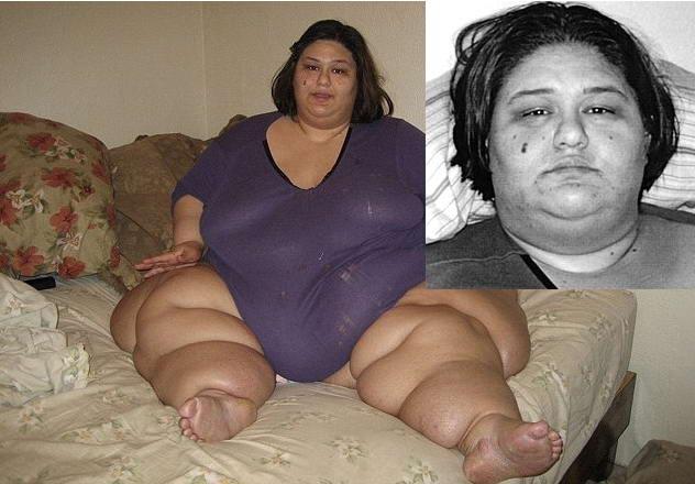 800 Lb Pound Woman