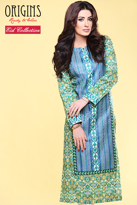 Origins Ready to Wear Eid Dress Collection