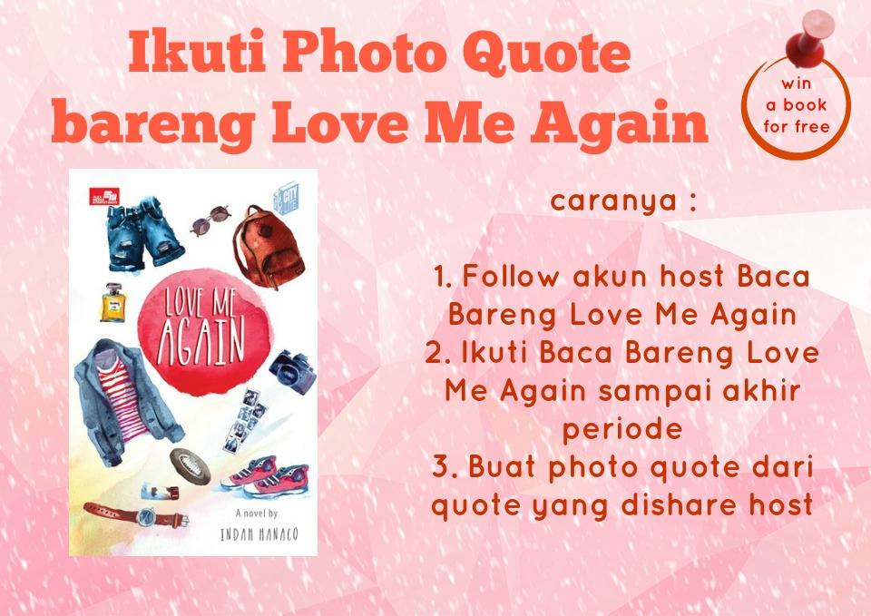 GA Photo Quotes Love Me Again