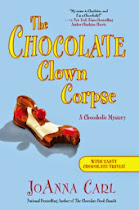 Giveaway: The Chocolate Clown Corpse