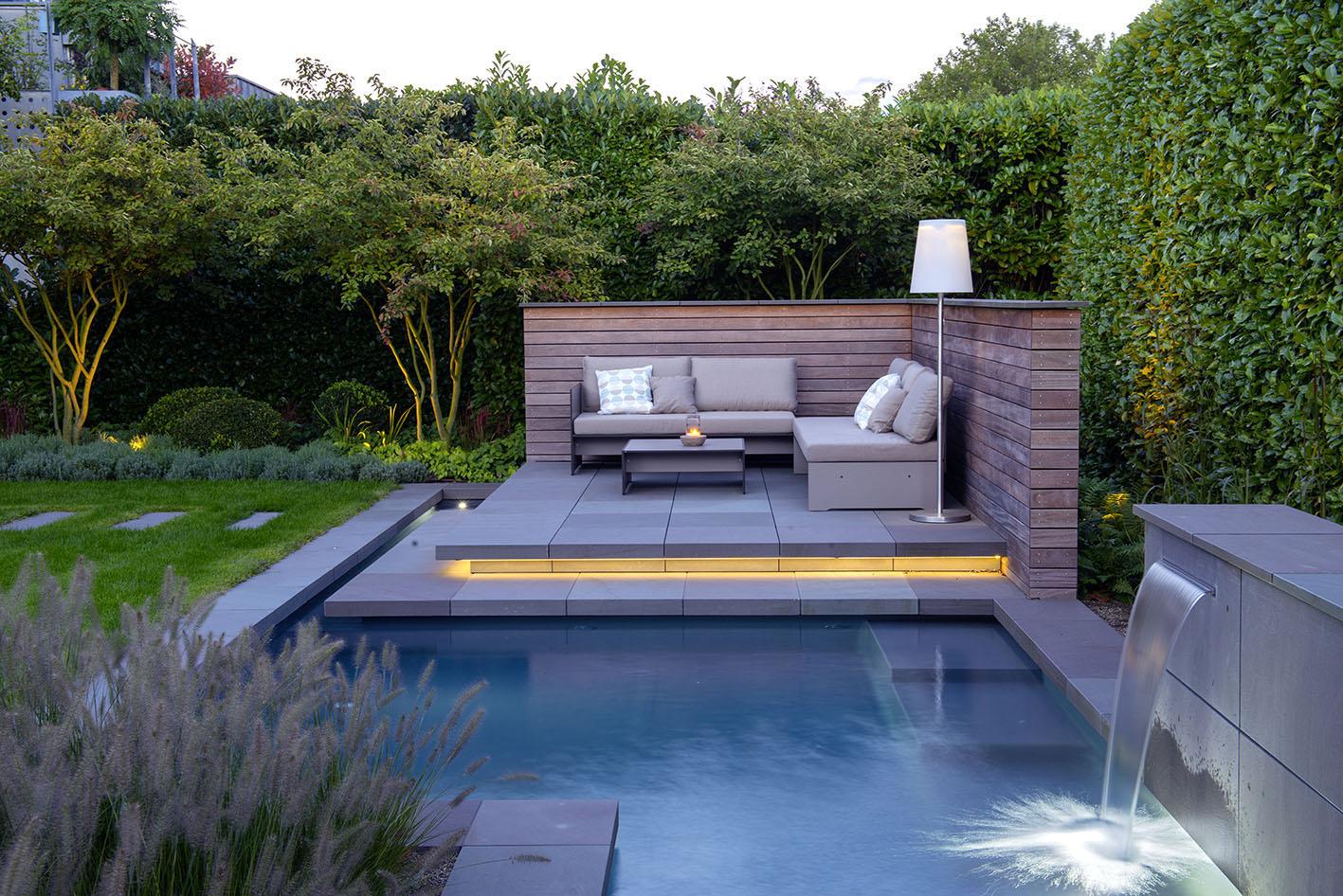 garten design inspiration und ein gewinnspiel ein fachwerkhaus im gr nen. Black Bedroom Furniture Sets. Home Design Ideas