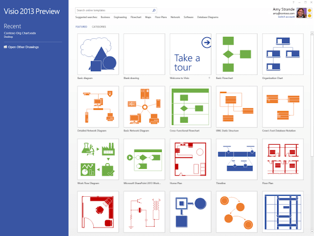 Microsoft Visio Professional 2013 Free Download Latest