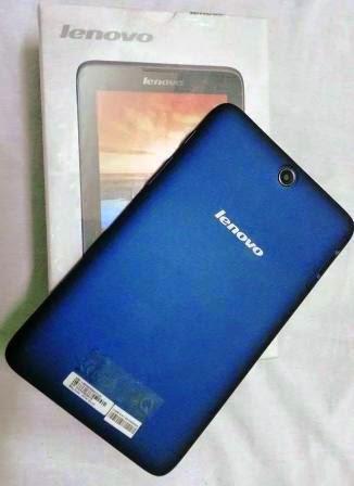 Harga Tablet Lenovo Terbaru dan Terupdate