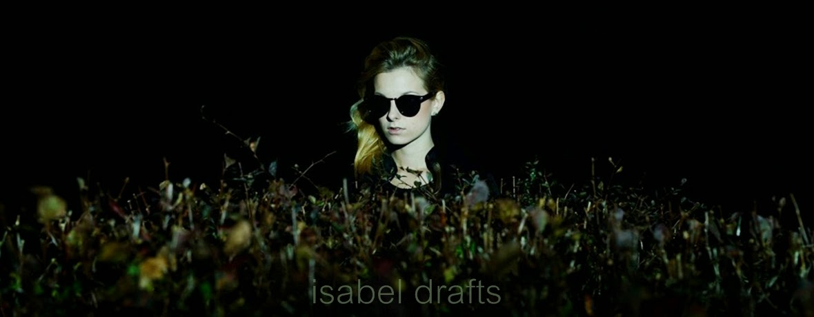Isabel Drafts - blog modowy