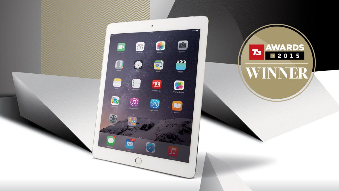 iPad Air 2 - T3 Awards 2015