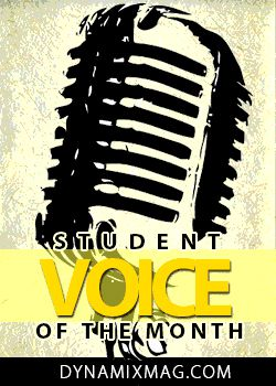 Students Voice of the Month