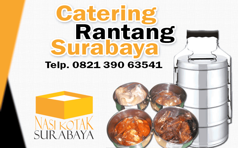 Perusahaan Katering Rantangan Surabaya