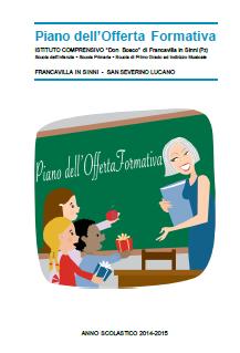 POF 2014-2015, Curricolo e Patto di Corresponsabilità