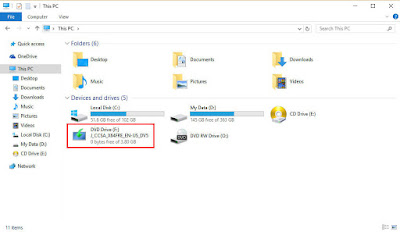 Instal .NET Framework 3.5 pada Windows 10