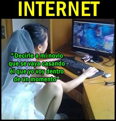 internet boda internauta