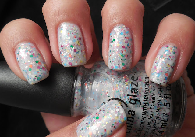 China Glaze It's A Trapeze