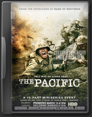 The Pacific Miniserie (BRRip Ingles Subtitulada) (2010)
