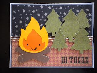 Create-A-Critter, Cricut, Handmade Card