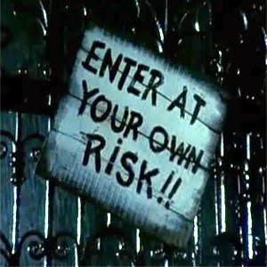 Dejen morir antes de entrar (Antología) -- La web del terror