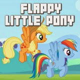 Flappy Little Pony | Juegos15.com