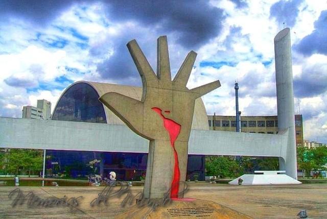 Memorial de America Latina de Sao Paulo