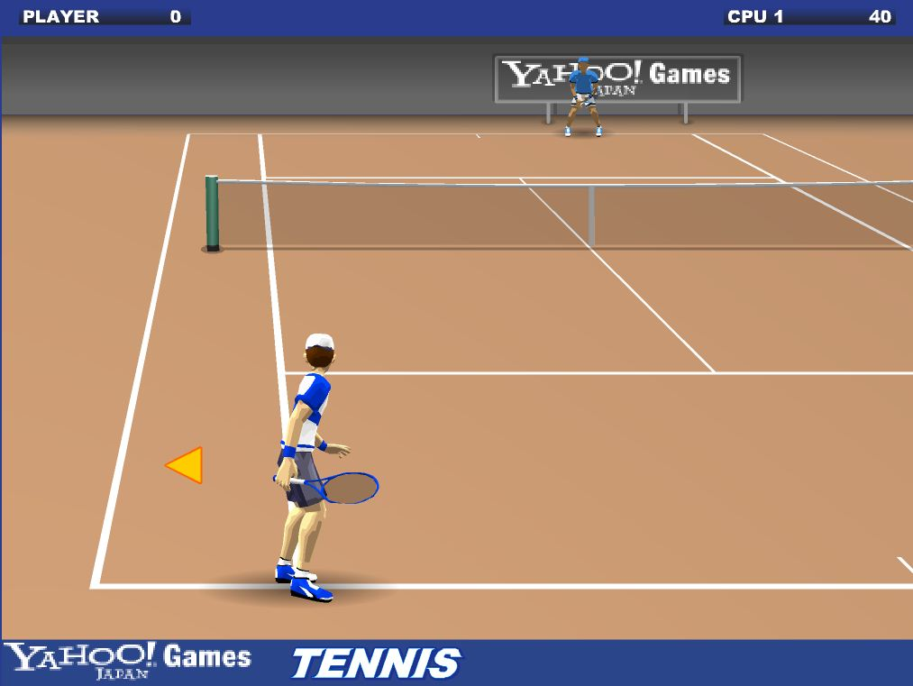 game online tennis