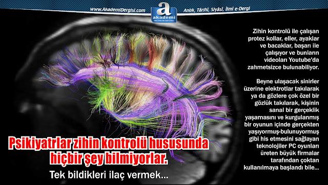 psikiyatri, psikiyatri bilim mi, psikoloji, zihin kontrolü, beyin kontrolü, uzaktan nöral denetim, GATA, şizofreni, kemal ırmak, mehmet fahri sertkaya,