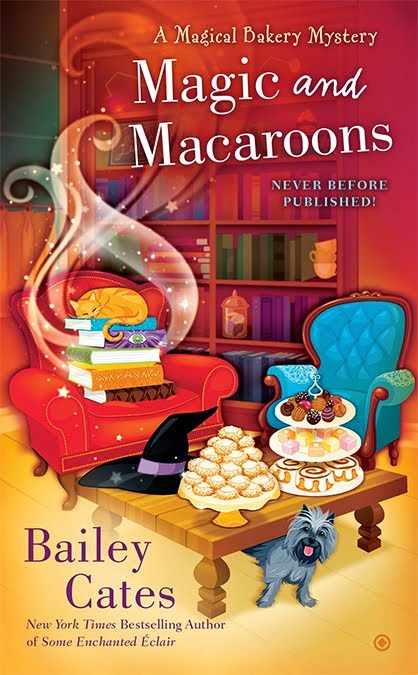 Magical Bakery Mystery #5 July 2015