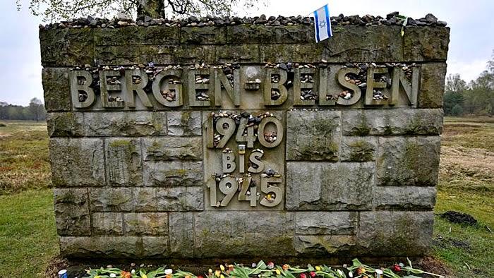 Conmemoran en Alemania el 70 aniversario de la liberación de campos nazis