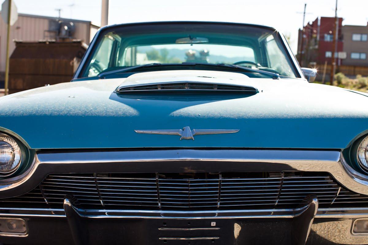 THE STREET PEEP: 1965 Ford Thunderbird