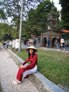 Hanoi - my home city