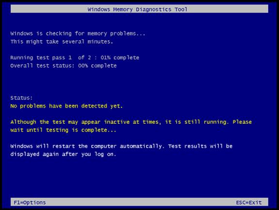الويندوز وحجم الذاكرة RAM