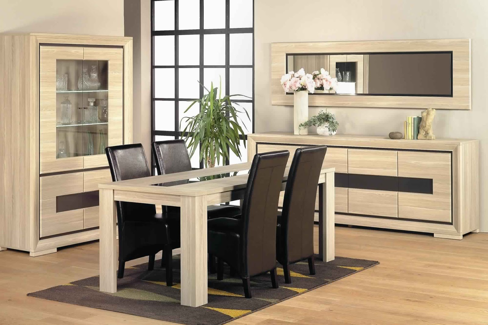 Salle manger conforama for Table salle a manger conforama