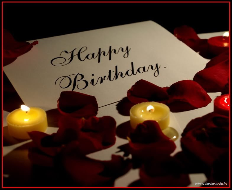 Wishes Happy Birthday SMS Collection Sweet For