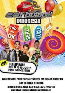'Eat Bulaga! Indonesia' Variety Show Terbaru SCTV