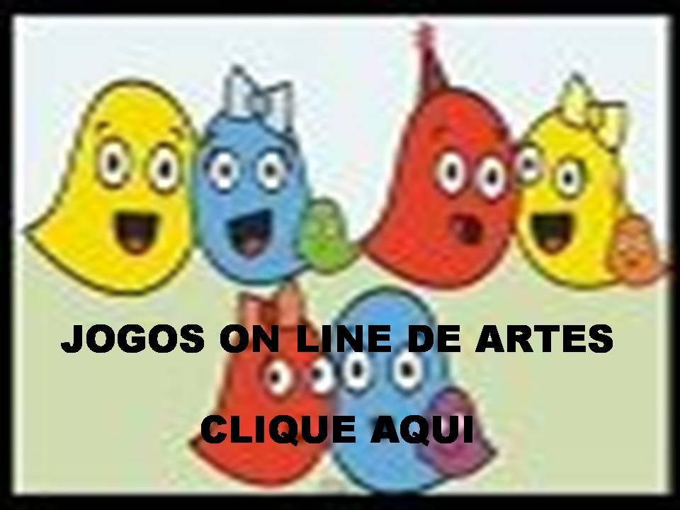 ATIVIDADES ONLINE DE ARTES