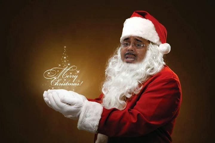 merry christmast from habib rizieq