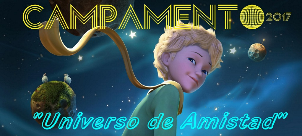 "Campamento HPM ""UNIVERSO DE AMISTAD"""