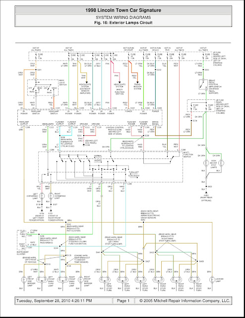 lincoln ac wiring diagrams 2001 lincoln town car wiring diagram 2001 image 2002 lincoln town car wiring diagram jodebal com