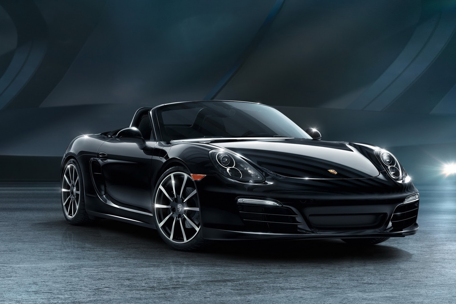 Here S Your Gallery Of Porsche S New 911 And Boxster Black Editions Carscoops