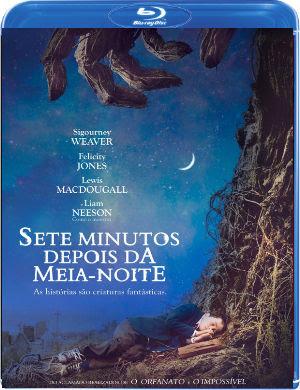 Filme Poster Sete Minutos Depois da Meia-Noite
