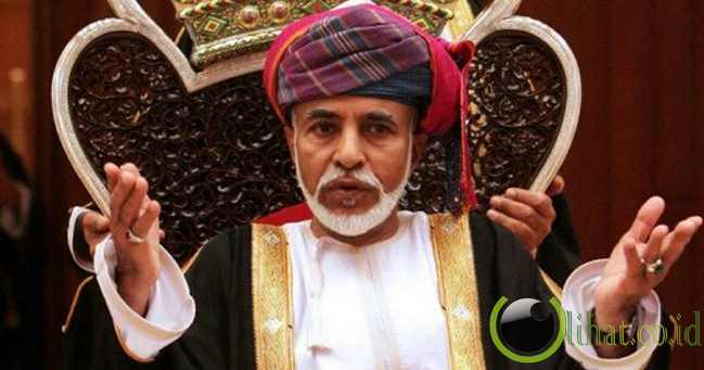 Sultan Qaboos (Oman)