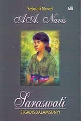 Novel Saraswati Si Gadis Dalam Sunyi