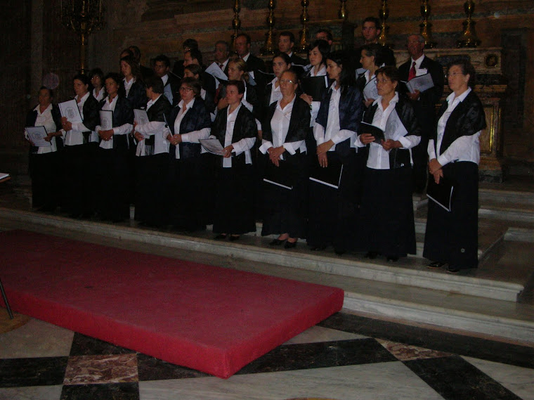 1º Festival Mundial de Música Sacra em Roma