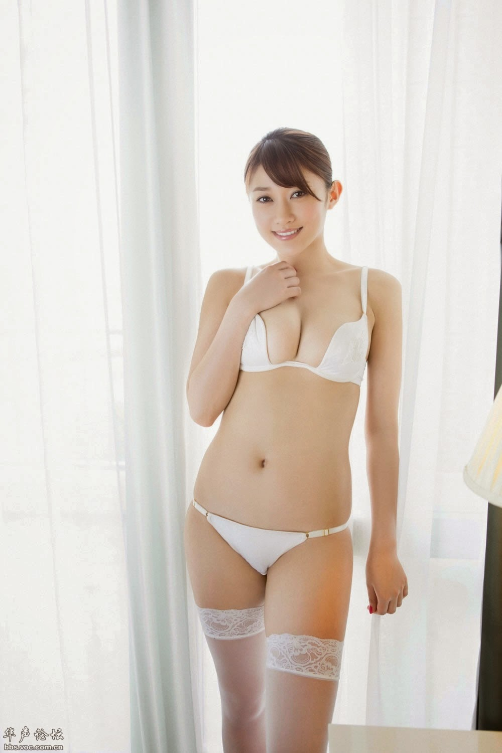 Foto Mikie Hara Hot Japanese Model