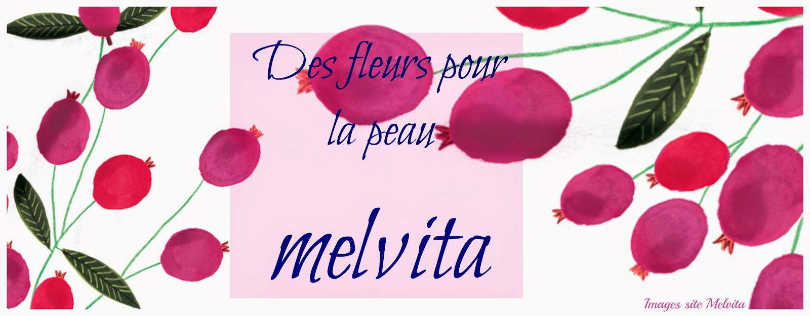 Mon visage se repulpe en s'offrant des fleurs Melvita