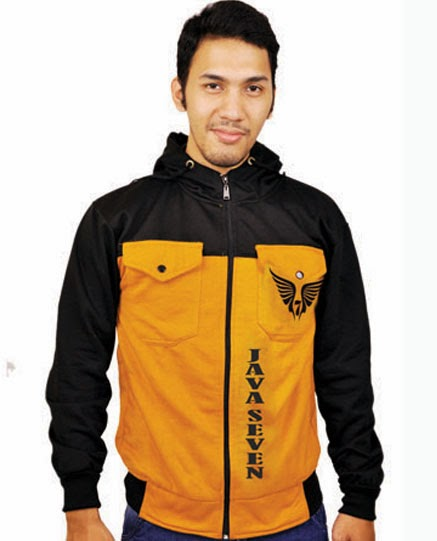 Contoh koleksi model jaket cowok khas distro terbaik