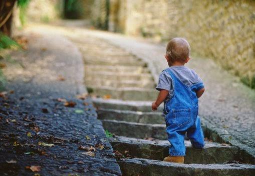 Bármilyen újdonsággal próbálkozol, csakis kis léptekben lehetséges.
